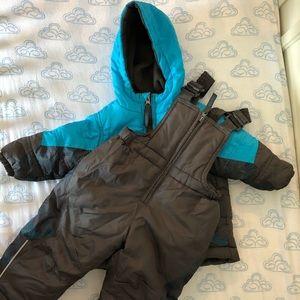 Snowsuit Snowpants with Jacket
